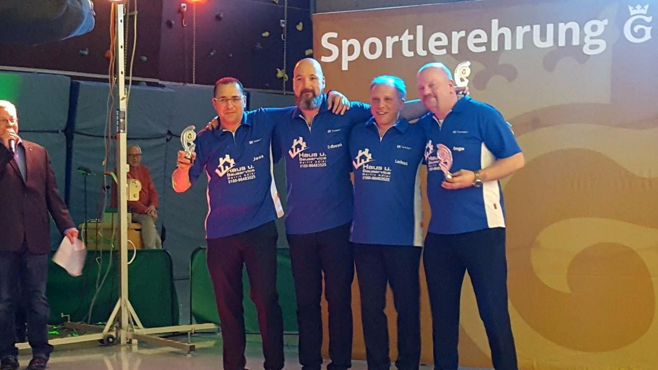 Sportlerehrung 2016 der Stadt Goslar