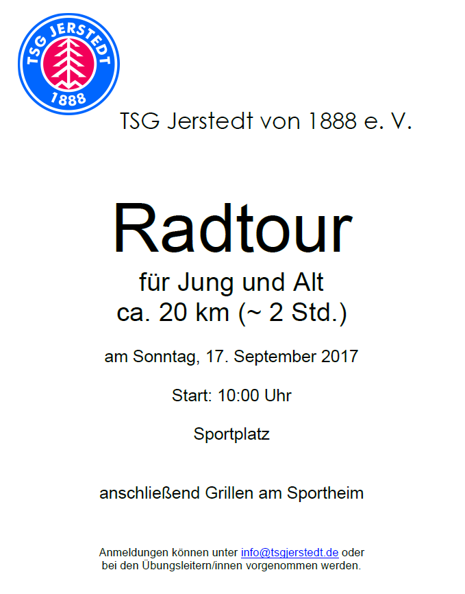 You are currently viewing Radtour 2017