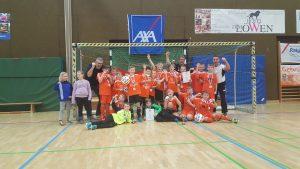 Read more about the article Erfolge unserer E-Jugend beim Kurt-Siebert-Cup
