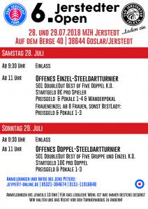 6. Jerstedter Open