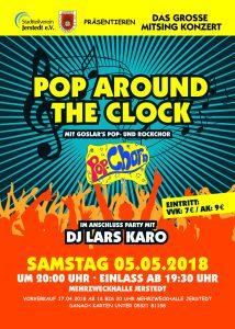Die Veranstaltung des Jahres in Jerstedt wirft ihre Schatten voraus.