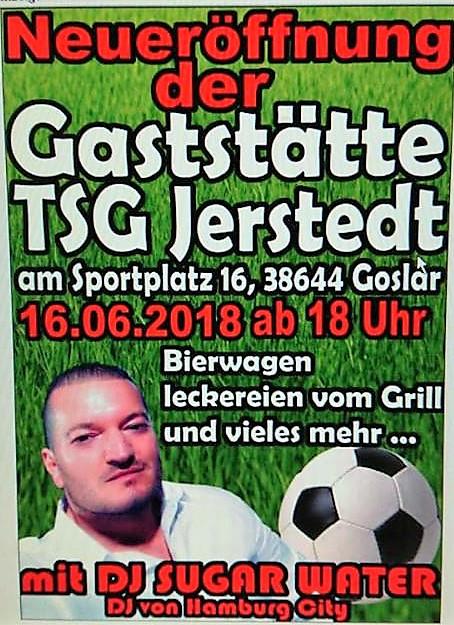 +++Neueröffnung Sportheim Jerstedt+++